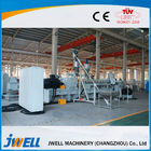 Simple Formulation Indoor Decorative Materials Extrusion Line Advanced Structure