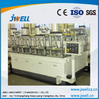 Inner Decoration WPC Extrusion Line Smooth Surface Low Density Co Extrusion Foamed