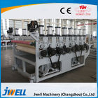400Kg/H Capacity Wpc Production Line 5-20mm Products Thickness 75Kw